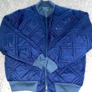 Vintage Nike Reversible Bomber/Puffer Jacket
